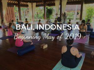 Bali Teacher Training with Angie Cherry