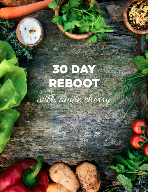 30 Day Reboot Guide with Angie Cherry