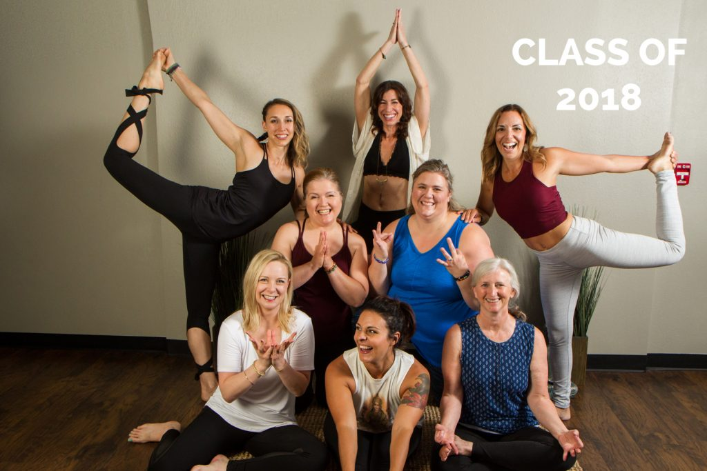 Fly High Teacher Training Class of 2018