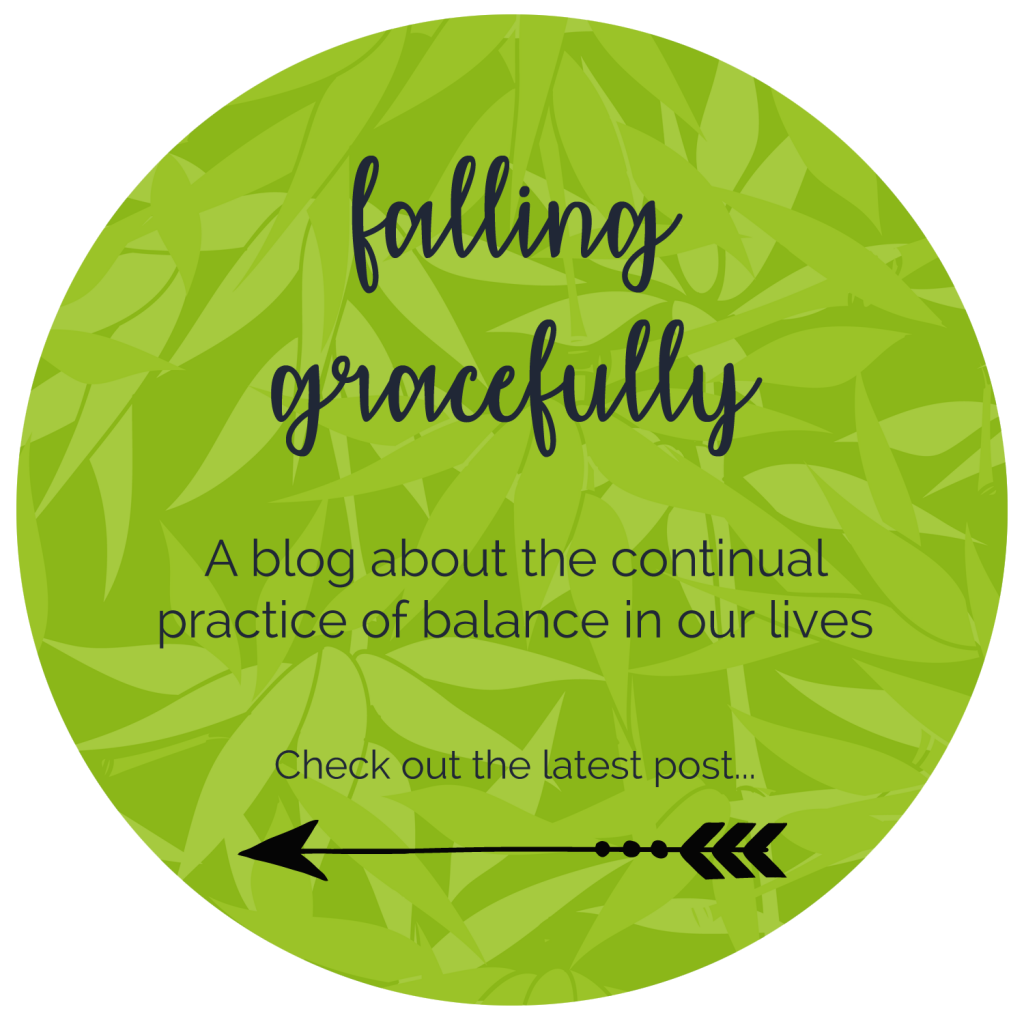 Falling Gracefully Blog by Angie Cherry and Community