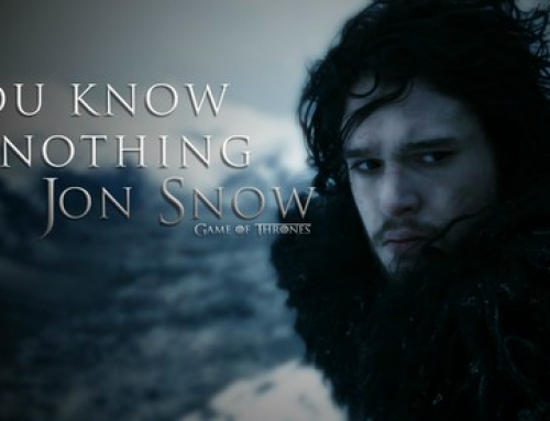 You know nothing Angie Cherry